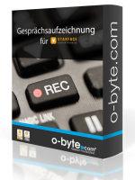 o-byte Gesprächsaufzeichnung