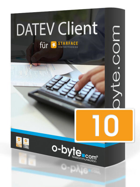 o-byte DATEV Client - 10 Benutzer