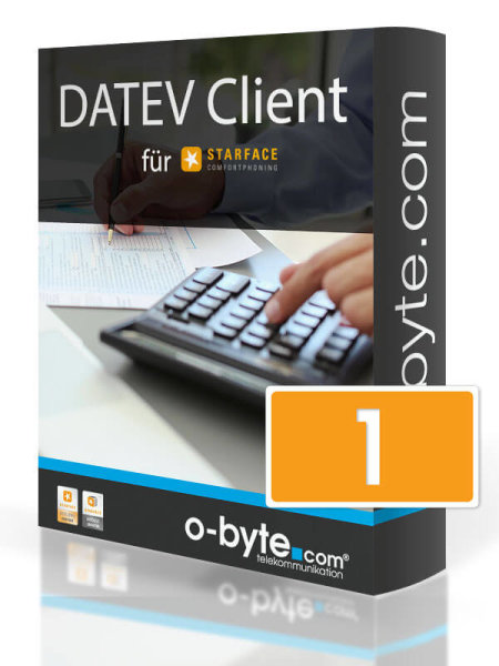o-byte DATEV Client - 1 Benutzer