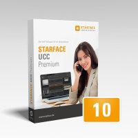 UCC-Client PREMIUM 10 Userlizenzen